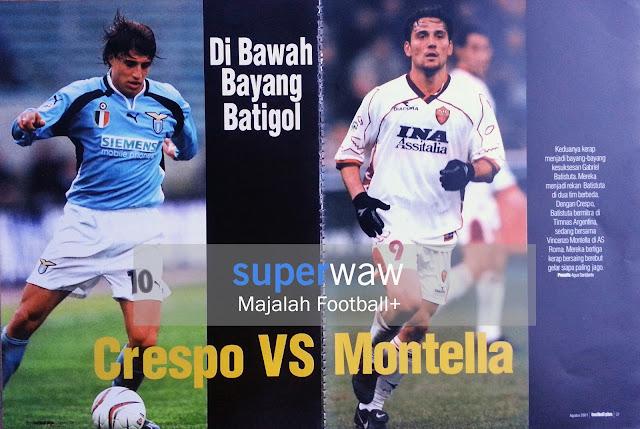 Pin up Crespo & Montella
