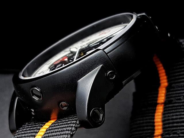 大阪 梅田 ハービスプラザ WATCH 腕時計 ウォッチ ベルト 直営 公式 CT SCUDERIA CTスクーデリア Cafe Racer カフェレーサー Triumph トライアンフ Norton ノートン フェラーリ DIRT TRACK ダートトラック CS10116