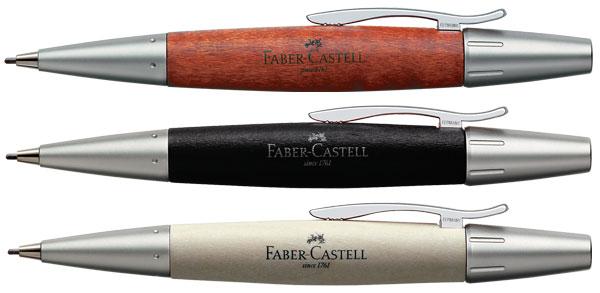 Regalos para arquitectos. Serie E-motion de Faber Castell.