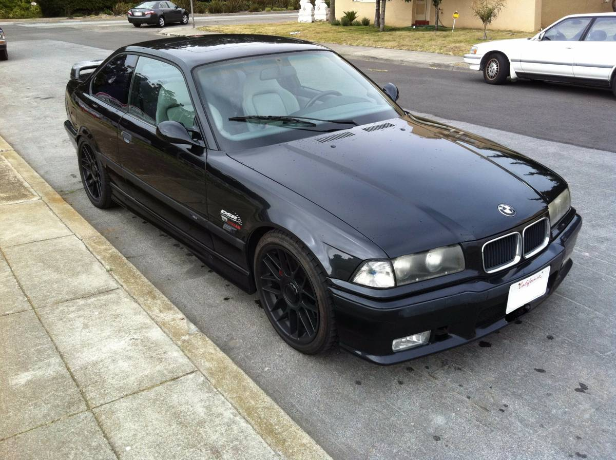 Daily Turismo Supercharged 1995 Bmw M3 E36