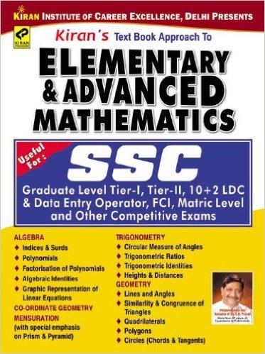 Kiran's Elementary & Advanced Mathematics PDF Download