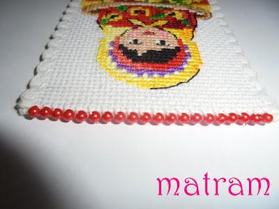 matrioszka haft