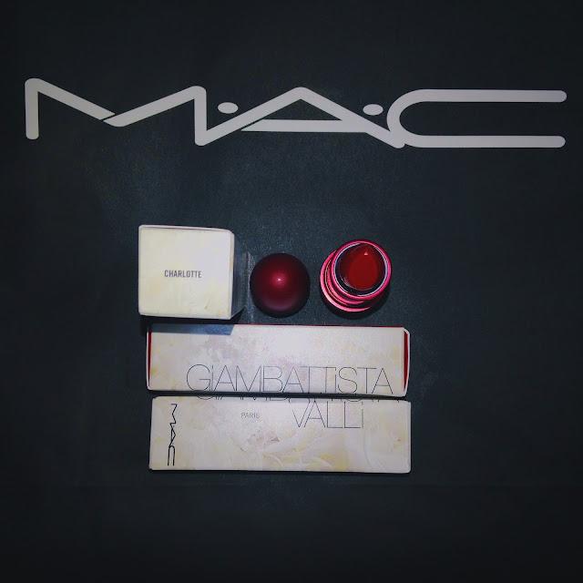 MAC Cosmetics Giambattista Valli lipstick in Charlotte