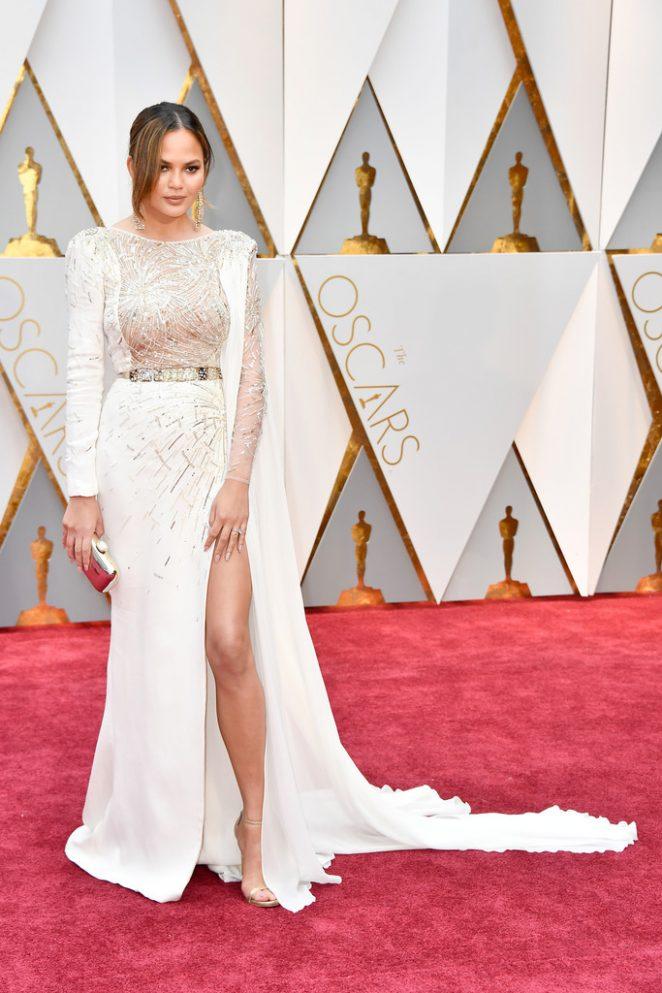 Chrissy Teigen – 2017 Academy Awards in Hollywood