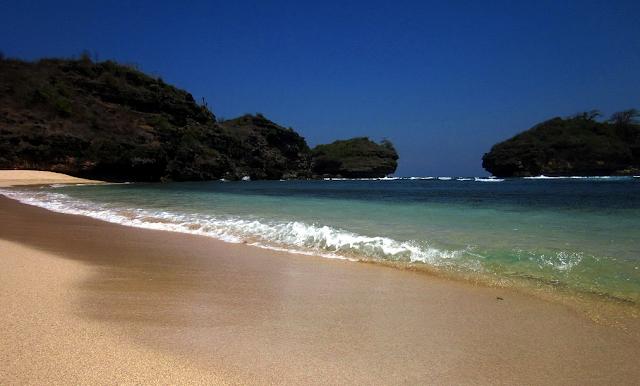 Watu Karung Beach Pacitan