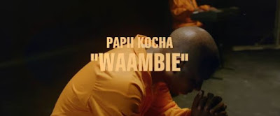 VIDEO MPYA:Papii Kocha - Waambie