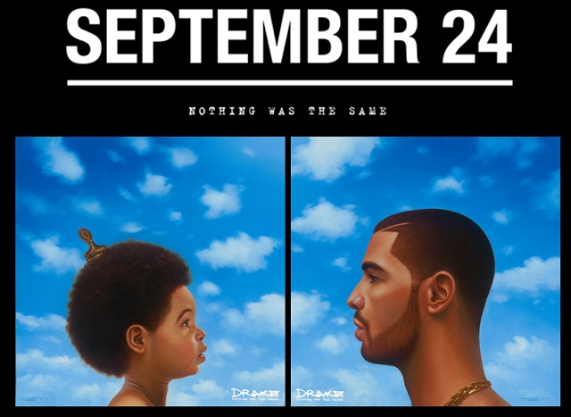 Drake Nothing was the same cover