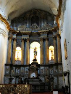 Altar da Igreja de San Telmo, Buenos Aires