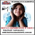 Ouvir agora Rádio Canaã Gospel - Web rádio - Canaã dos Carajás / PA