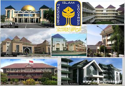Daftar Fakultas dan Jurusan UMI Universitas Muslim Indonesia Makassar