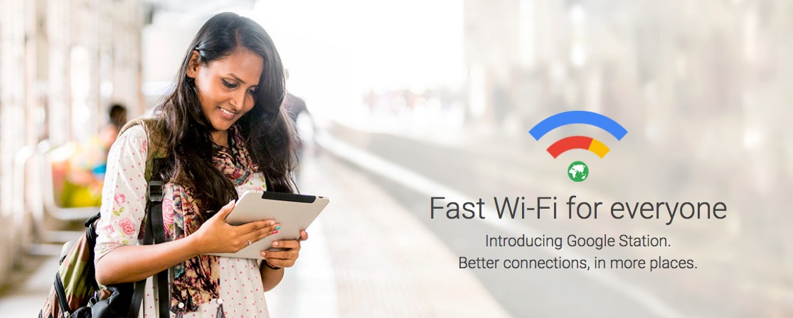 Google Station To Provide Public Wi-Fi Around The World