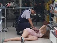 Sosok Aduhai Ini Di Tangkap Polisi Karena Kelakuannya Yang..