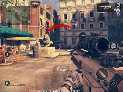 Game FPS Android Terbaik Terbaru Terpopuler - Modern Combat