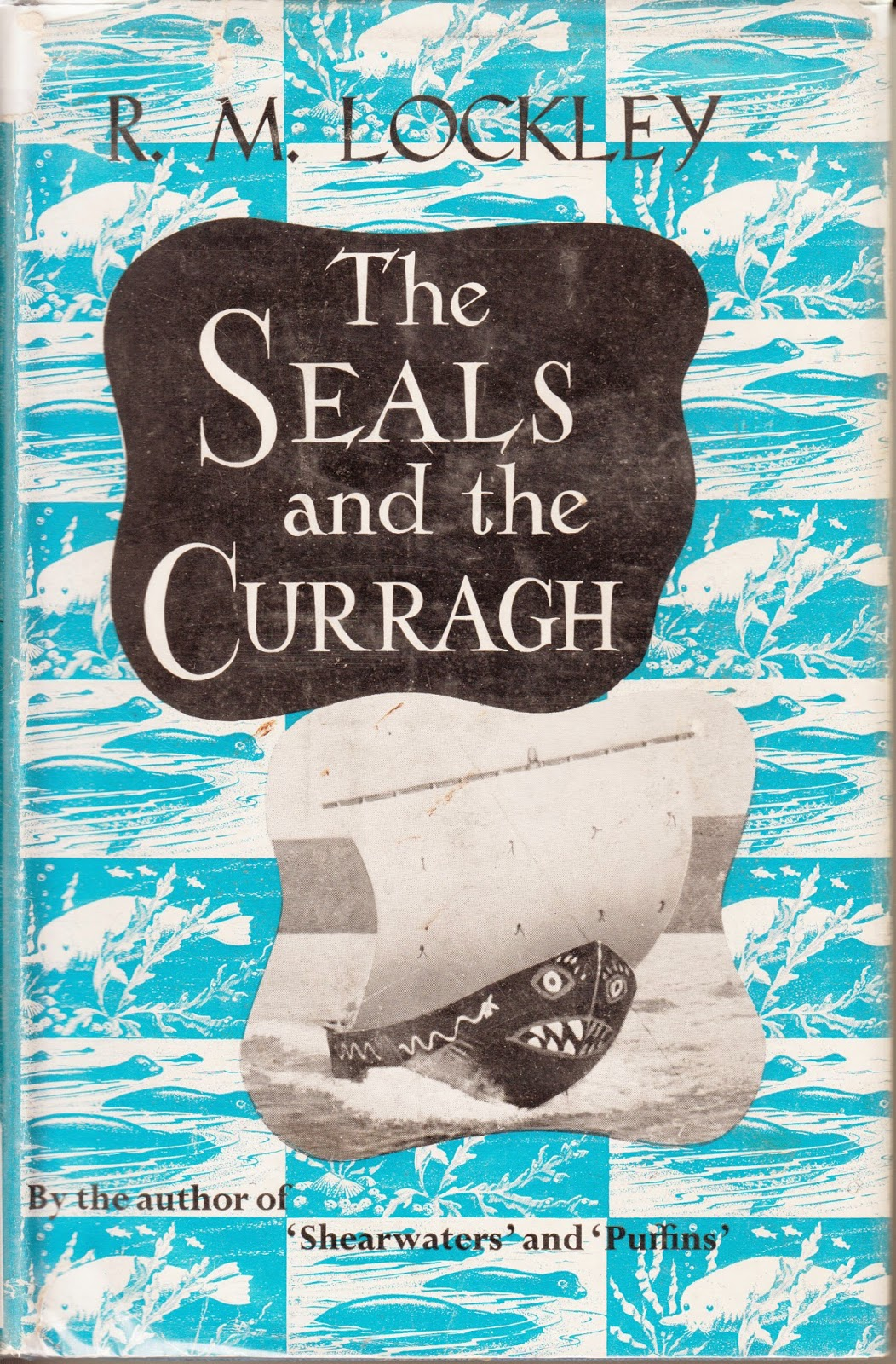 R.M. Lockley The Seals and the Curragh jacket