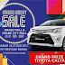 Pesta Akhir Tahun : Grage Great Sale, Dapatkan Diskon 80% dan Grand Prize Toyota Calya