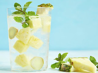 Pineapple Water, diet, health
