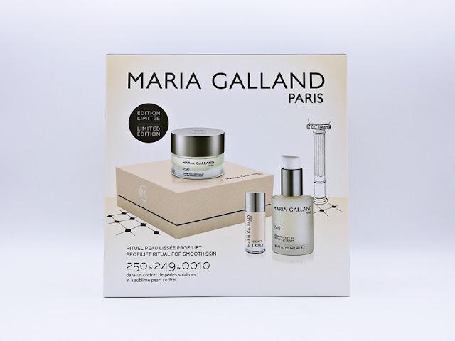 Maria Galland   Coffret Profilift Edición Limitada cofres navidad alta cosmetica belleza beauty tratamiento antiedad antiage