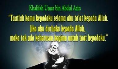 """Kepribadian Umar bin Abdul Azis Dikenal Sebagai """"Khulafaur Rasyidin Kelima"""""""