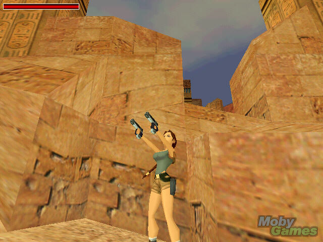 Tomb Raider 4 Game