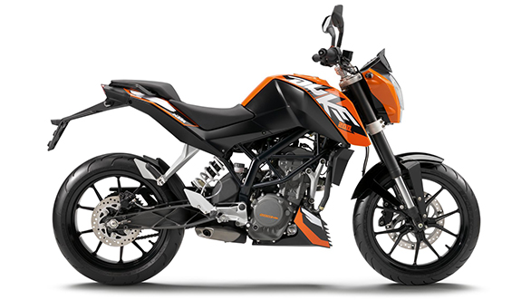 Ktm-Duke-200-orange-side