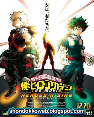 Boku no Hero Academia the Movie 2: Heroes Rising Sub Español MEGA