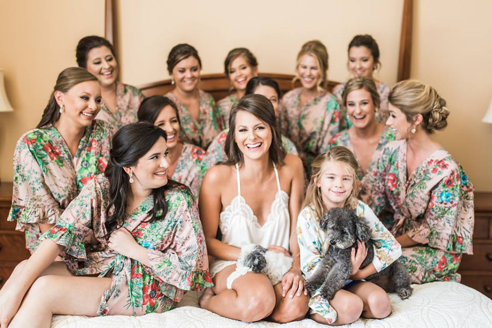 One Thing I Loved About Our Wedding Weekend Is That My Bridesmaids Plus A Few Other Close Friends Stayed With Me In The Suites At Reception Venue
