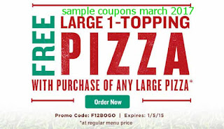 free Papa Joes Pizza coupons for march 2017