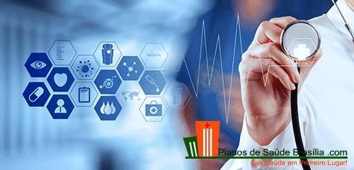 Rede Credenciadas dos Planos de Saúde Braília DF