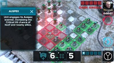 War Strategy Warhammer 40,000: Regicide v1.0 APK