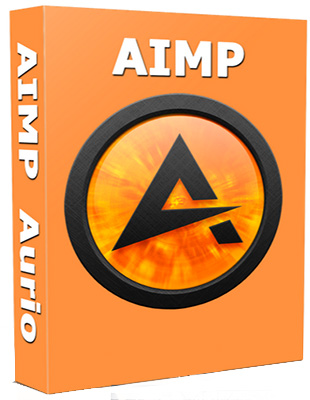 AIMP 4.13 Build 1897 poster box cover
