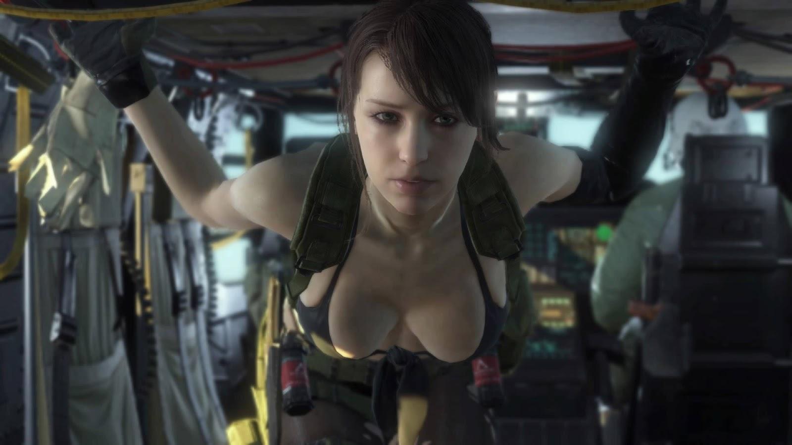 Cosas Para Tener Truco Para Recuperar A Quiet En Metal Gear