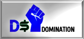 DS Domination logo