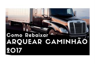 Heavy Truck Simulator Arquear e Rebaixar Caminhão