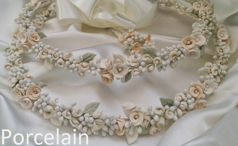 Greek Wedding Stefana Crowns