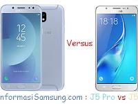 Samsung Galaxy J5 Pro vs J5 (2016) Harga dan Spesifikasi