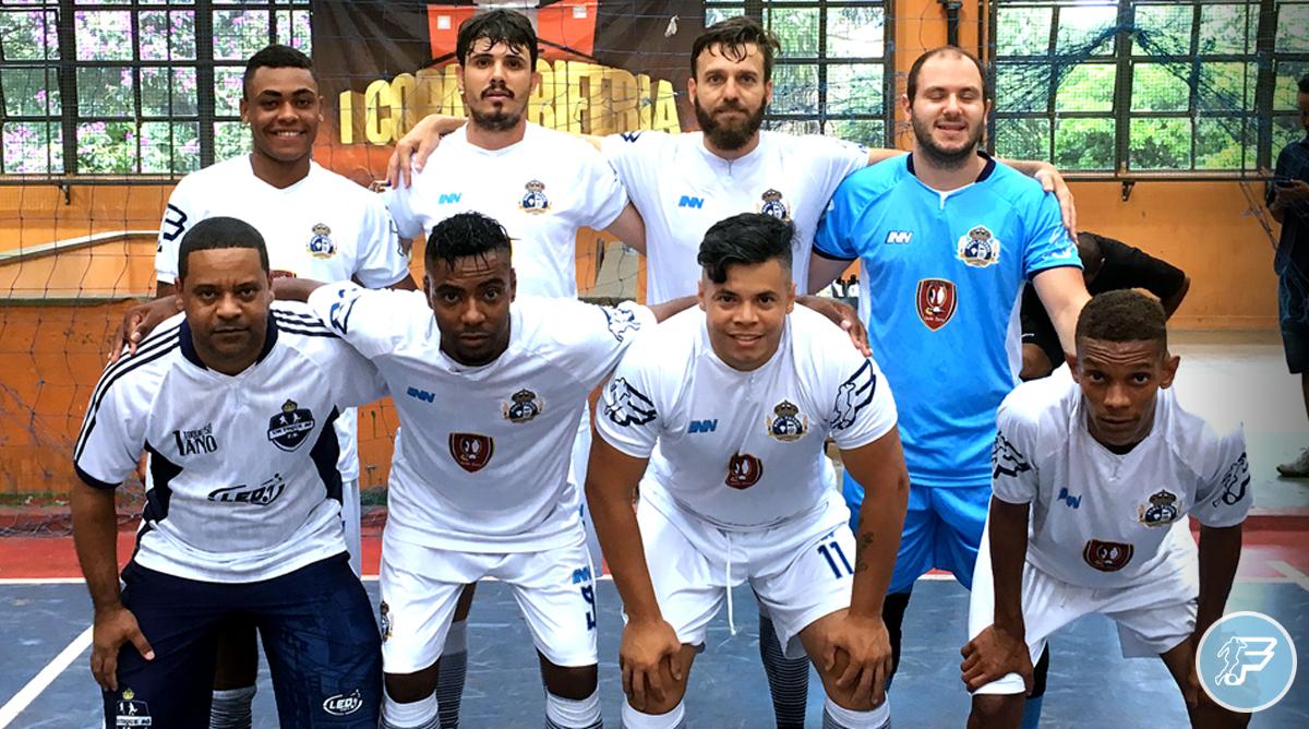 Copa Periferia fecha segunda rodada com bom média de gols no CEEFÓ
