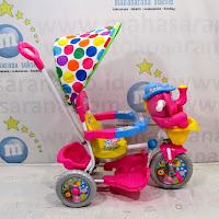 Sepeda Roda Tiga Royal RY8082C Gajah