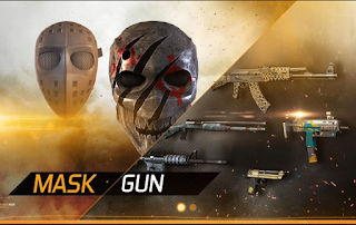 Download MaskGun Multiplayer FPS V1.97 MOD Apk ( High Damage / Ammo / No Reload )