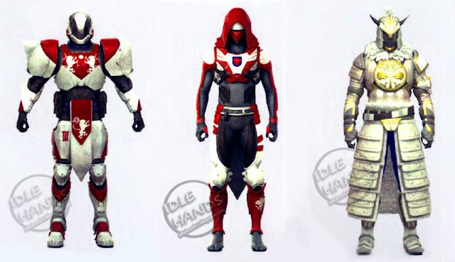 Toy Fair 2018 McFarlane Destiny 2 Toys