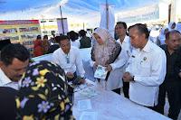 Bupati Bima Buka Kegiatan Bursa Inovasi Desa tingkat Kabupaten Bima