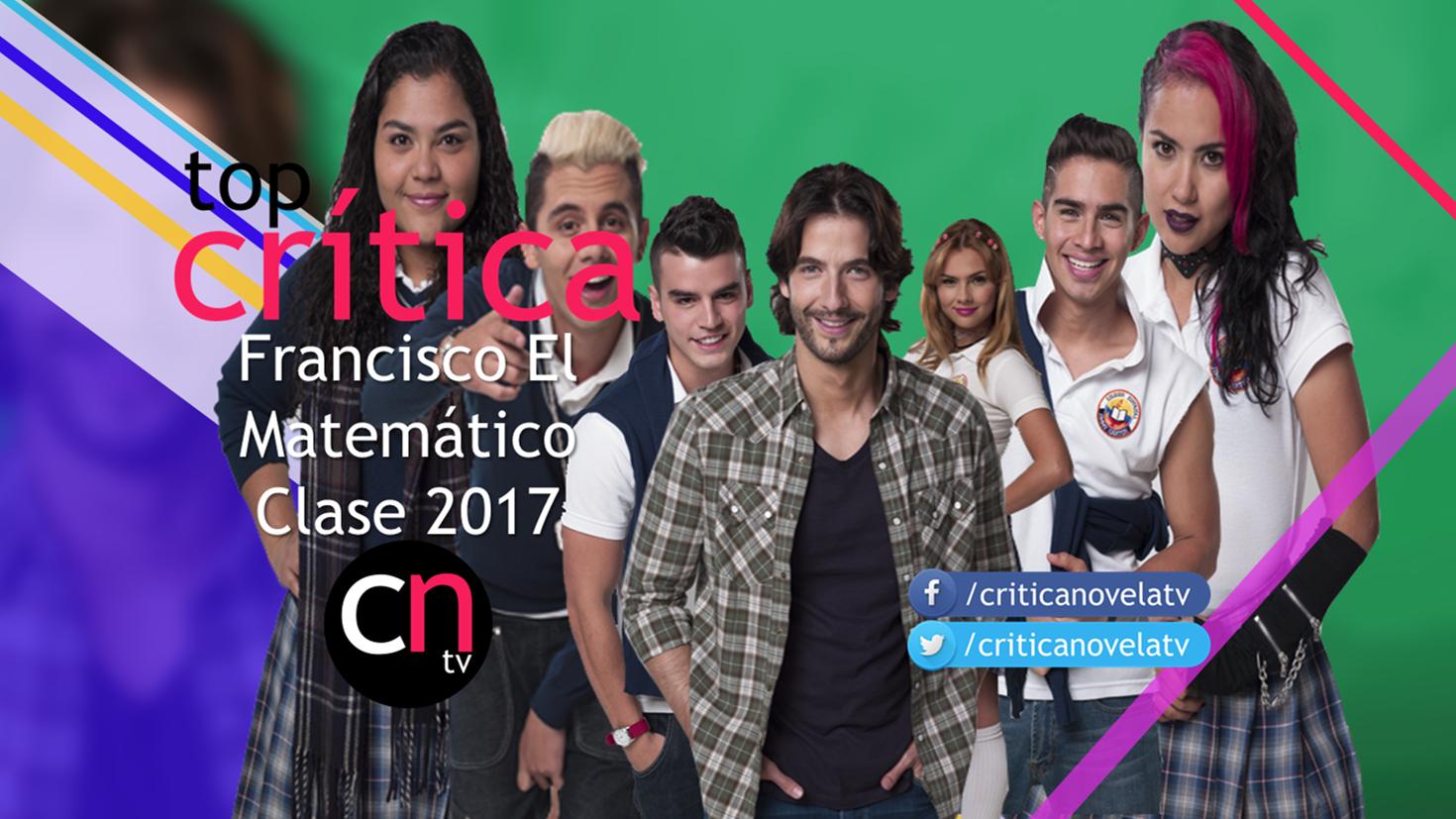 Topcr Tica Francisco El Matem Tico Clase 2017 Cr Tica Novela Tv -> Tv Novelas Sala De Urgencias