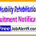 DDRC District Disability Recruitment Notification