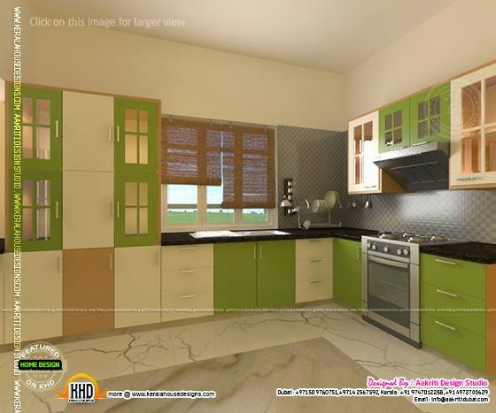 Kitchen Designs By Aakriti Design Studio