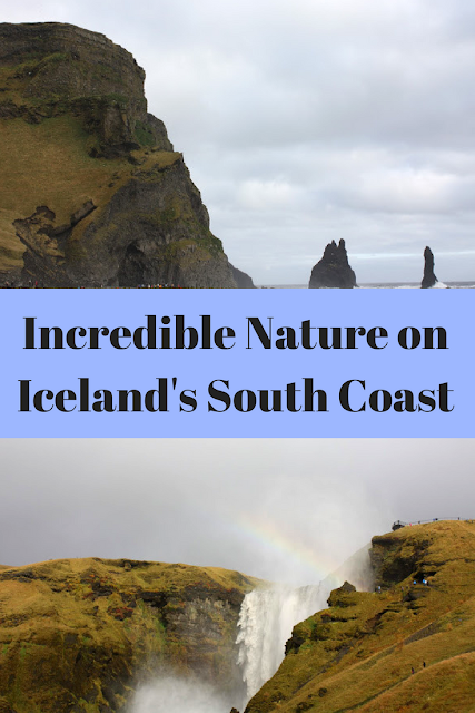 Exploring incredible nature on Iceland's South Coast including waterfalls, rock formations, volcanoes, glaciers and the black sand beach.