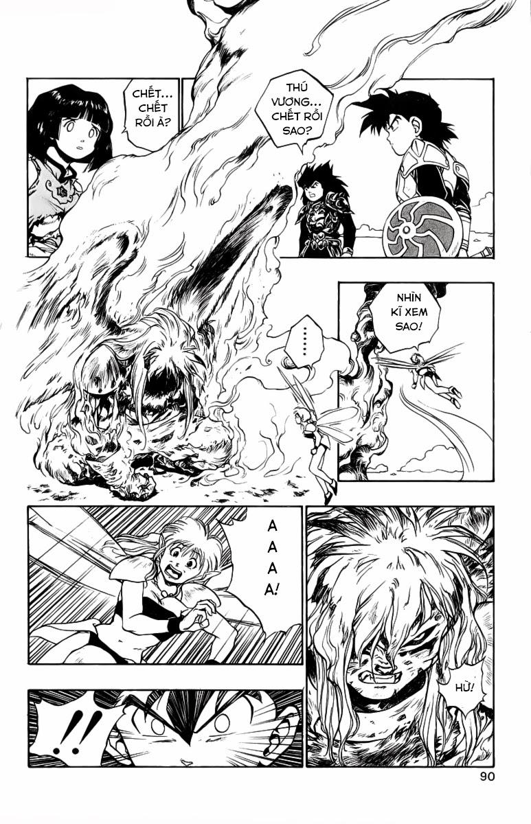 Dragon Quest: Emblem of Roto chapter 31 trang 38