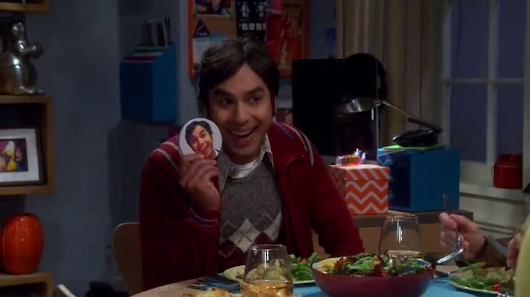 The Big Bang Theory 8x09 - The Septum Deviation