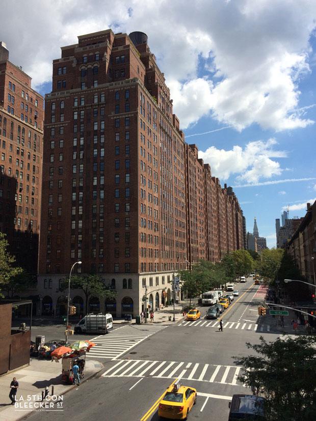 Barrios de Manhattan chelsea