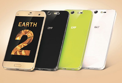 Reliance, Earth 2, LYF Smartphone, LYF Earth 2, Reliance Digital store, Mumbai, Earth 2 Smartphone