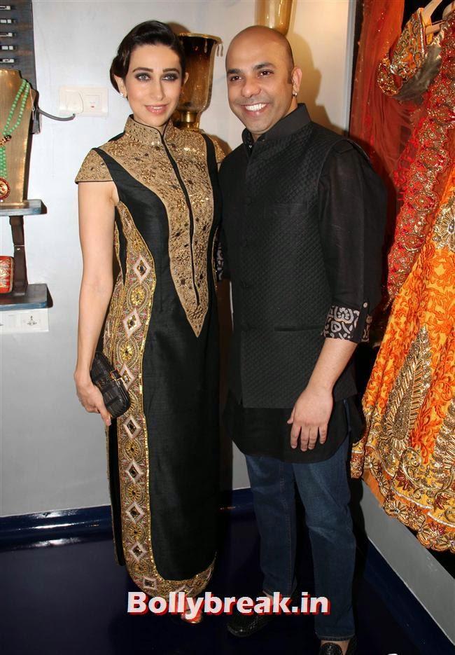 Karishma Kapoor and Mayyur Girotra