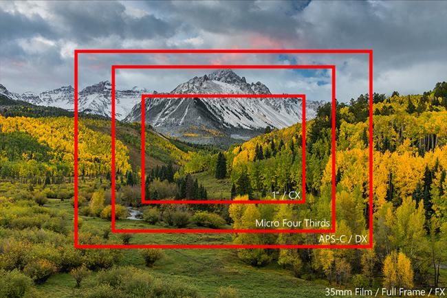 Penjelasan Crop Factor: Pengaruh Crop Factor Terhadap Focal Length Lensa
